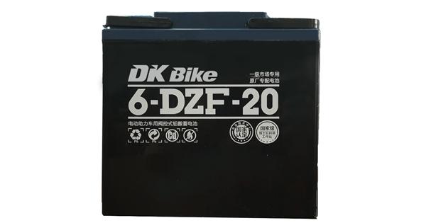 Ắc quy xe máy điện Dkbike 60V20AH