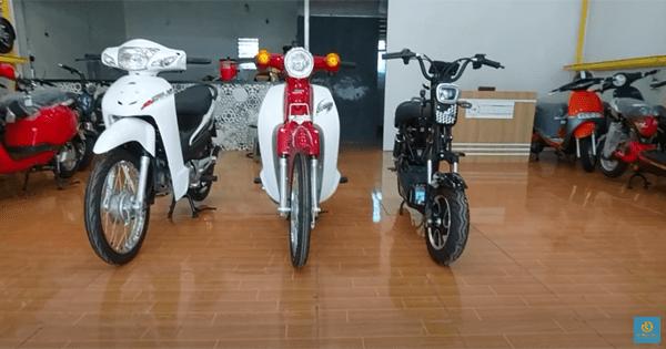 3 mẫu xe điện, xe máy 50cc đặc biệt phù hợp cho các bạn học sinh | Xe điện TỐT