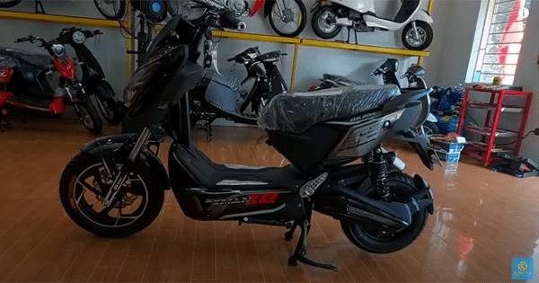 DK Xman X2 - Mẫu xe máy điện thể thao mạnh mẽ, đặc biệt ấn tượng | Xe điện TỐT