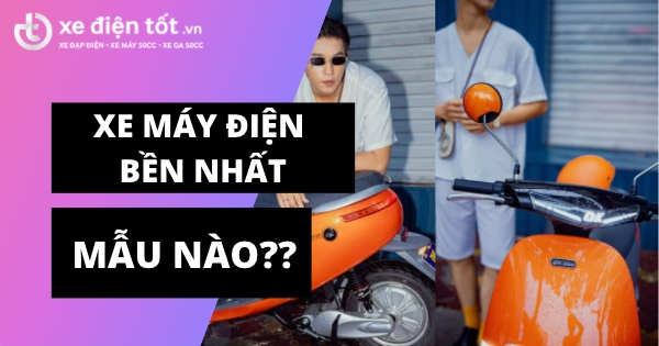 Khám phá mẫu xe máy điện DK Bike bền nhất hiện nay