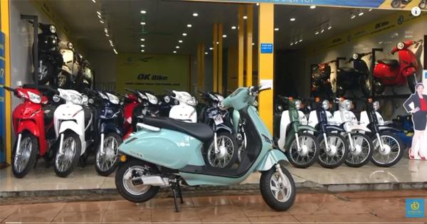 Chi tiết về mẫu xe máy điện sang chảnh DK Roma SX 2021 | Xe điện TỐT