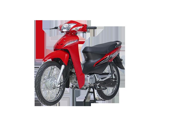 Xe Máy 50cc DK Ways - Đỏ