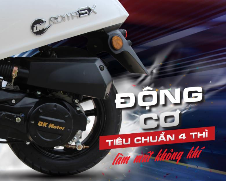 động cơ dk roma sx 50cc cao cấp