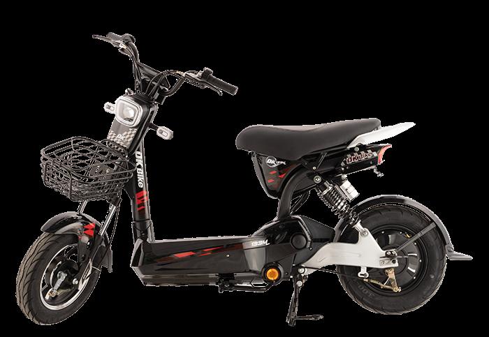 xe đạp điện dk thiết kế thể thao